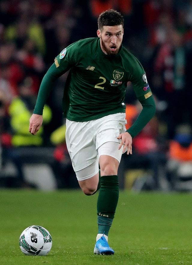 Matt Doherty will look to enhance his international reputation against Slovakia