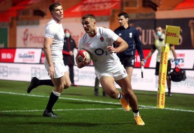 Henry Slade has been ruled out against Ireland by a calf injury