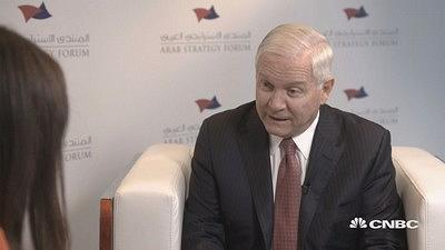 Former U.S. Secretary of Defense Robert Gates speaks about China and North Korea's relationship and the potential role of the U.S. across the globe.