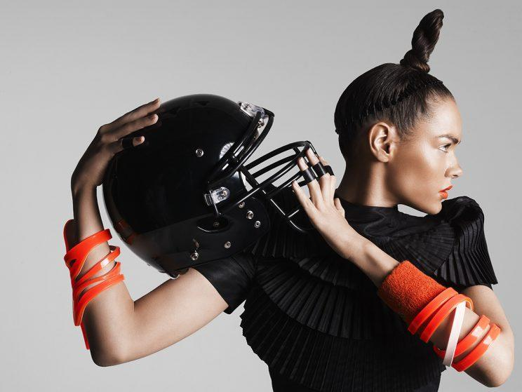 Guess which hair care brand landed a 30-second spot during Super Bowl 51? (Photo:JOSHUA JORDAN/Trunk Archive)
