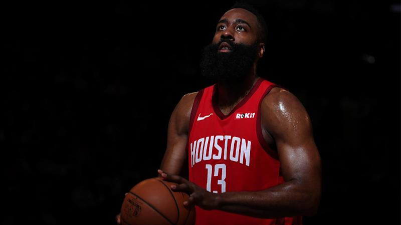 James Harden's Scoring Streak Now Ranks Among NBA's Best Ever