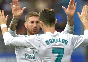 After his hat-trick against Spain in Portugal's opening match at Russia 2018, a look at some of the marks the Real Madrid forward has in his sights