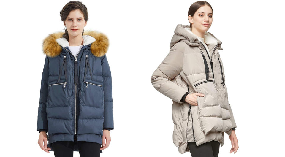 Orolay Women's Thickened Down Jacket (a.k.a. The Amazon Coat)