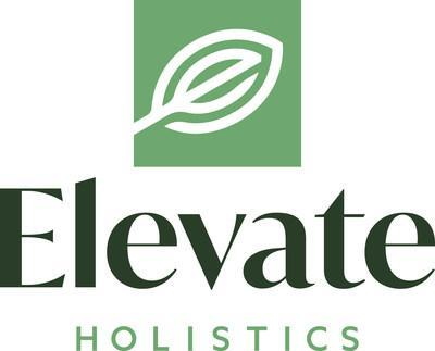 Elevate Holistics Logo (PRNewsfoto/Elevate Holistics)