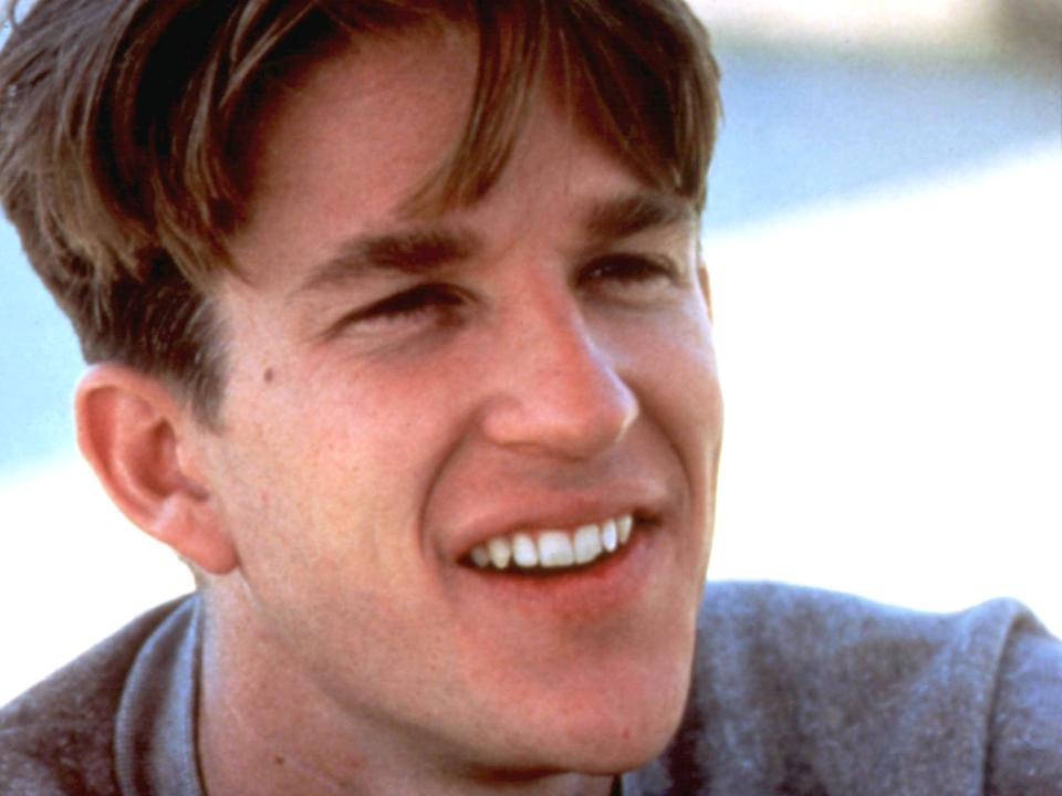 Matthew Modine (and his great hair) in 1984 film 'Birdy'Moviestore/Shutterstock