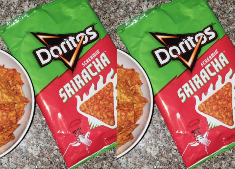 Doritos to Introduce Sriracha-Flavored Chip