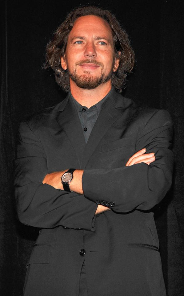 Eddie Vedder turns 47 on December 23.