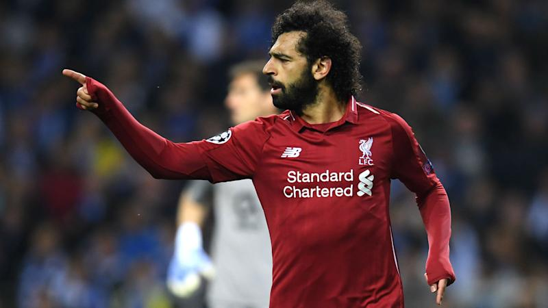 Klopp applauds 'role model' Salah after making Time magazine cover
