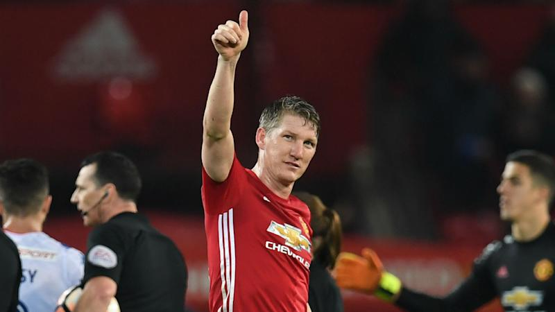 Schweinsteiger did not get chance to say a 'proper goodbye' at United