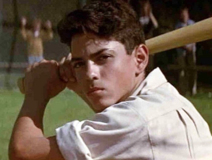 """<p>You first met him as Benny """"The Jet"""" Rodriguez and you've probably never looked at chewing tobacco the same since. Mike Vitar starred in the hit film <em>The Sandlot</em> in 1993. After the movie's success, Vitar made an appearance in an equally as adored '90s flick, <em>The Mighty Ducks</em>. </p>"""