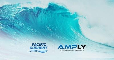AMPLY Power's charging-as-a-service delivers simplicity and certainty for Pacific Current customers as they grow their zero emission transportation fleets.