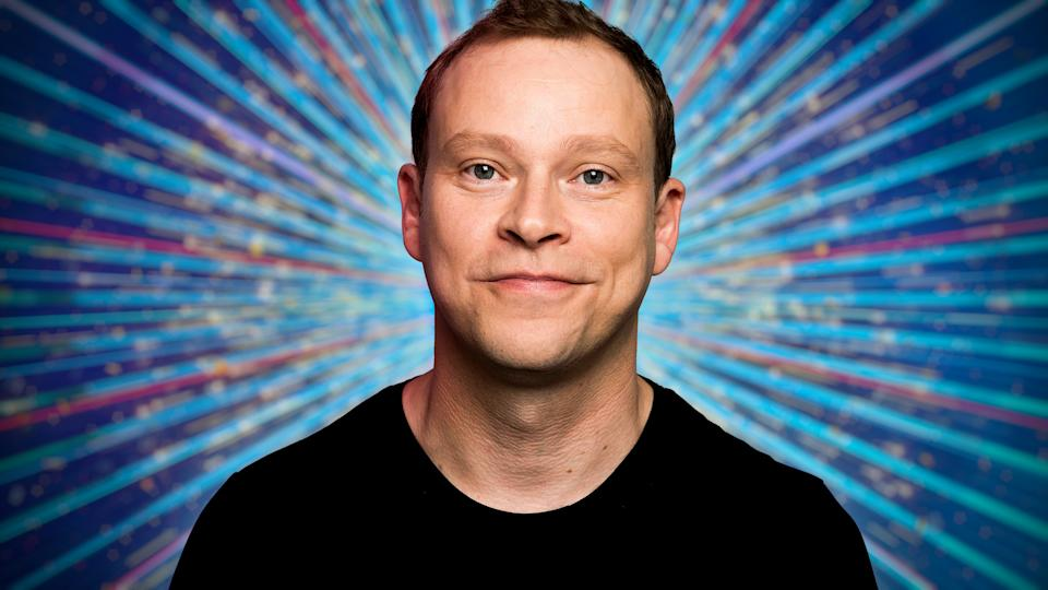 Programme Name: Strictly Come Dancing 2021 - TX: n/a - Episode: Strictly Come Dancing - Celebrity Announcements (No. n/a) - Picture Shows:  Robert Webb - (C) BBC - Photographer: BBC