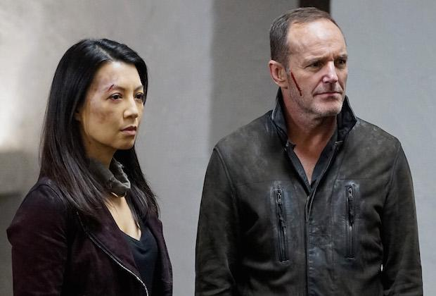 Watch the New Trailer for the Beginning of Agents of SHIELD's End