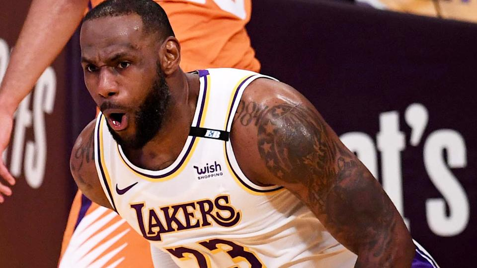 LeBron James' Los Angeles Lakers are a very different fantasy basketball prospect this season, compared to last.