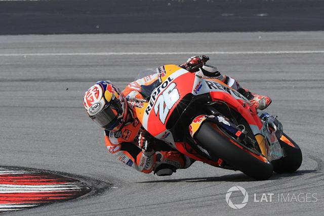 "2018. Dani Pedrosa <span class=""copyright"">Gold and Goose / Motorsport Images</span>"