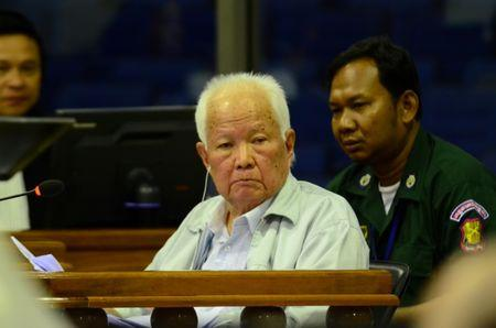 Khmer Rouge leaders deliver closing defense at trial