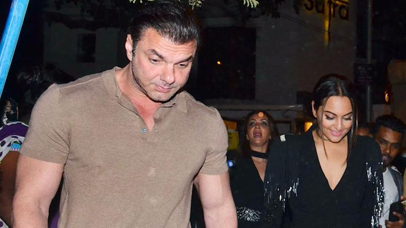 In Pics: B-Town Celebs at Fardeen Khan's Bash for Close Friend