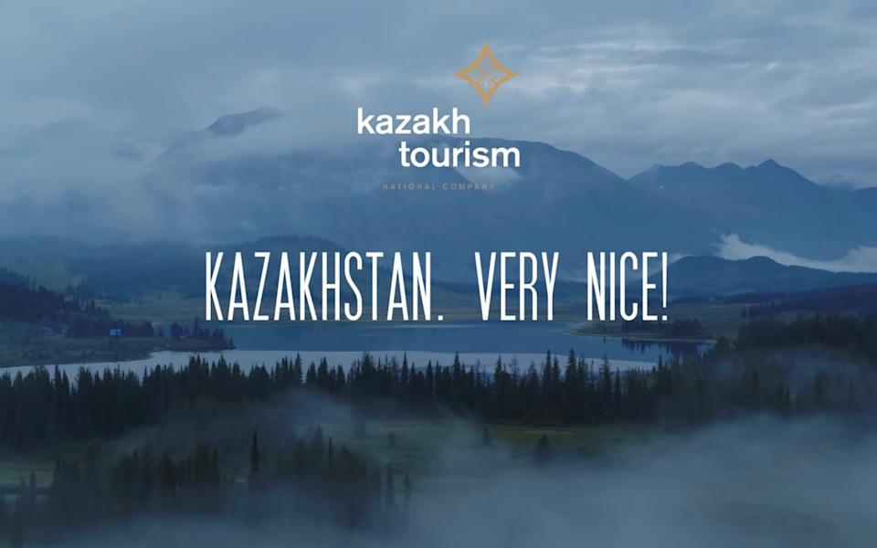 Kazakhstan's tourism board has adopted the Borat catchphrase - Universal News And Sport