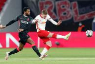 Champions League - Round of 16 First Leg - RB Leipzig v Liverpool