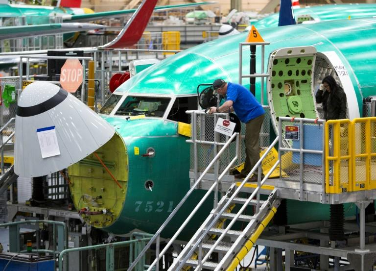 Boeing halted production of the top-selling 737 MAX aircraft, and the return to the skies has been delayed repeatedly