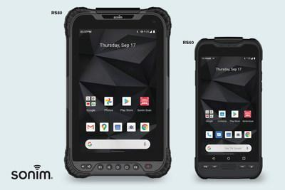 Sonim Technologies and Energy Electronics announce new distribution agreement and make the Sonim RS80 SmartScanner tablet and RS60 SmartScanner handheld accessible across North America.