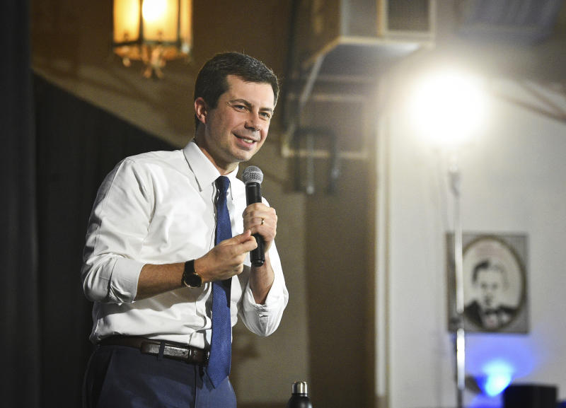 Election 2020 Buttigieg