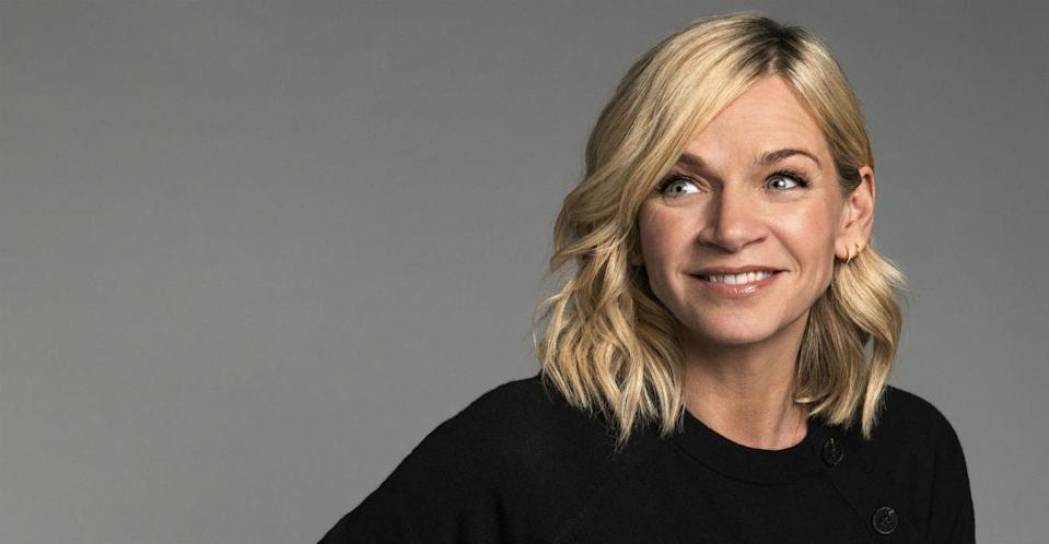 Zoe Ball has revealed how excited she is to have Rylan Clark on the show (Photo: BBC)
