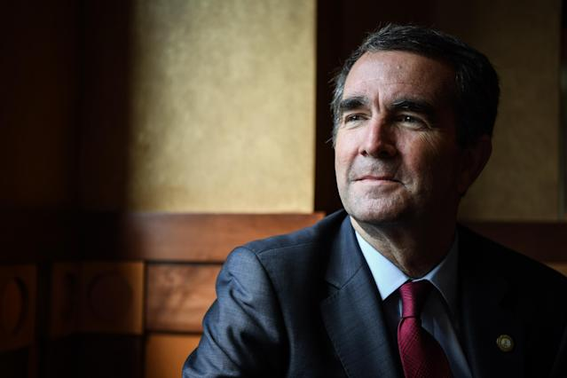 Virginia's Democratic candidate for governor Ralph Northam. (Photo: Salwan Georges/Washington Post via Getty Images)