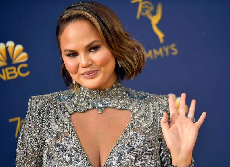 Chrissy Teigen's Getting Used to 'New Normal' Weight After Kids, Postpartum Depression