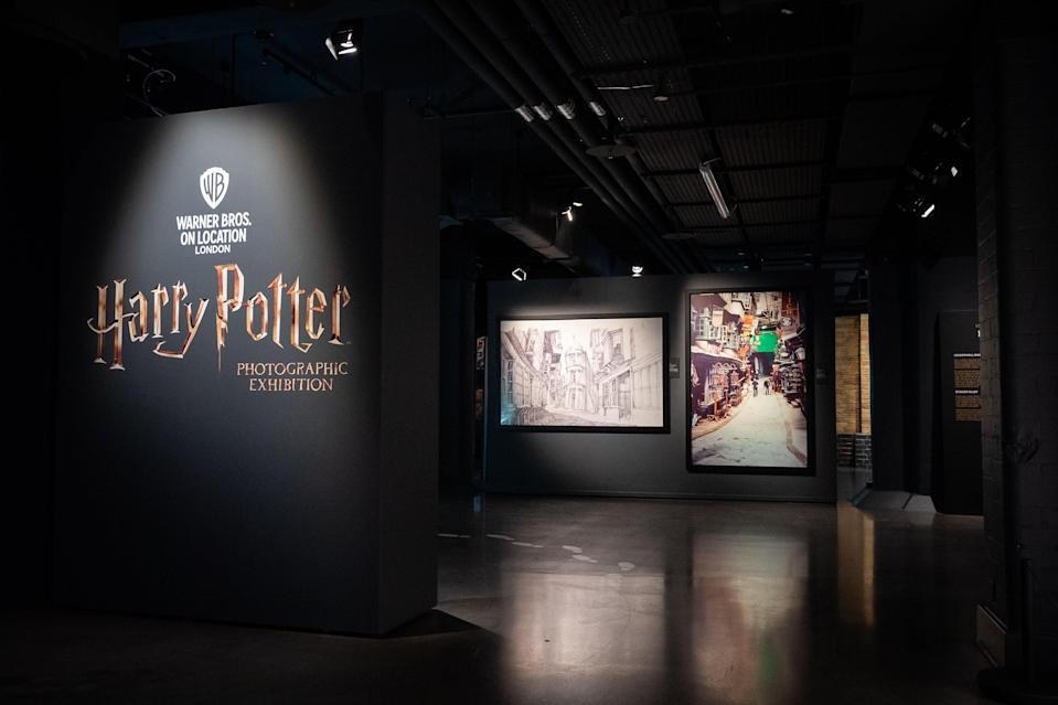 The new Harry Potter Photographic Exhibition