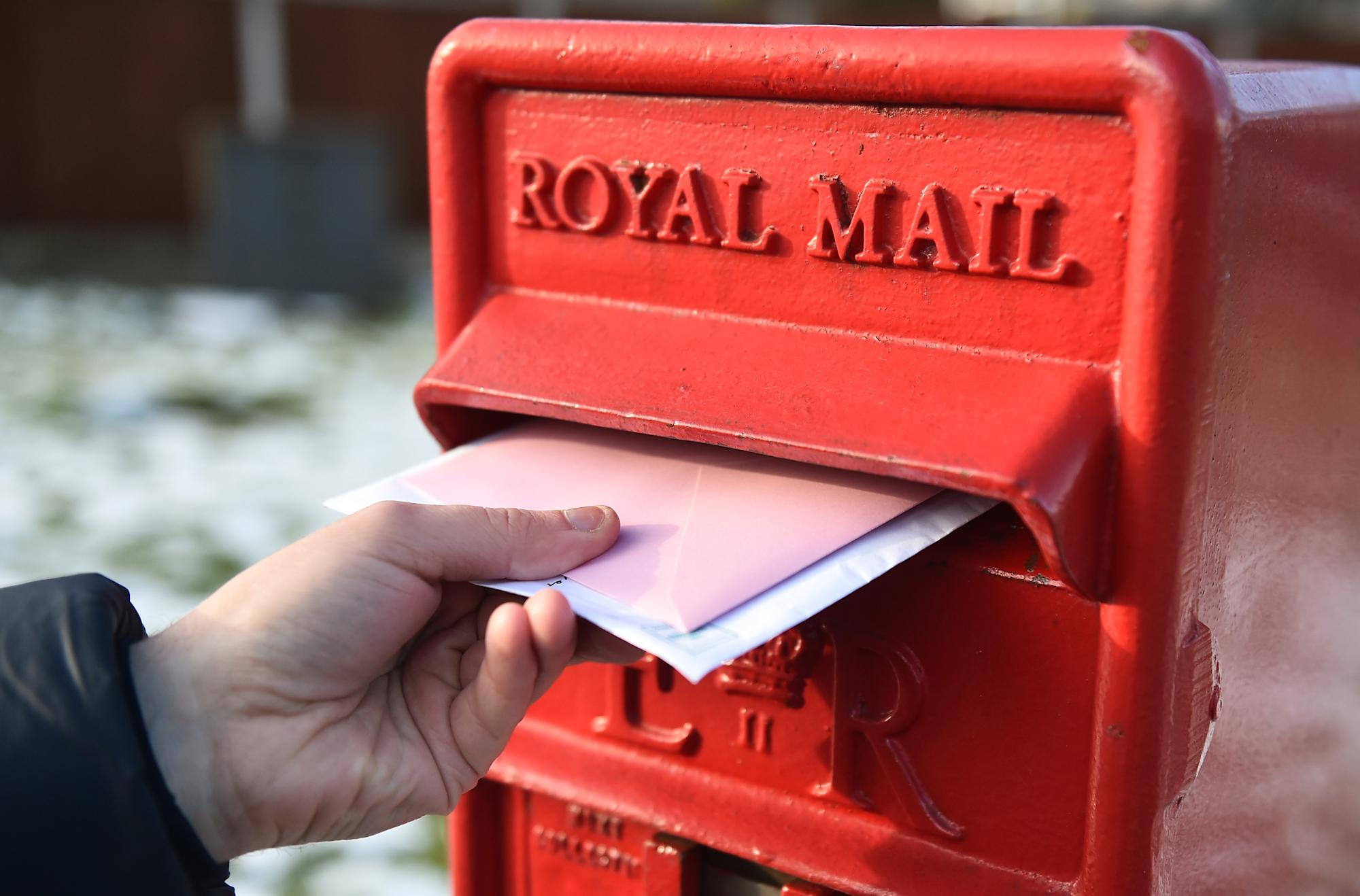 Entire town gets post 13 years late after it's found at dead Royal Mail worker's home
