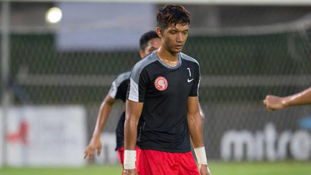 Fareez Farhan scored a hat-trick against his former team