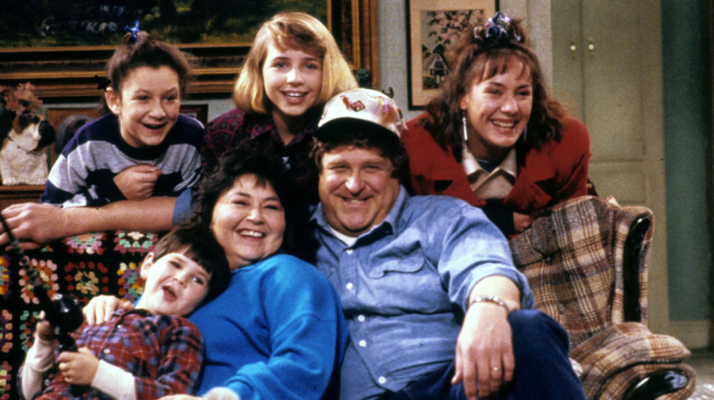 """Roseanne"" is also making a comeback over on ABC. (ABC)"
