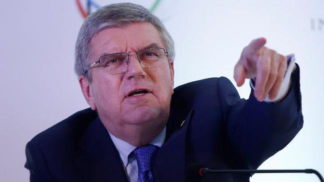 IOC president Bach sees potential in the country to host mega events in the future.