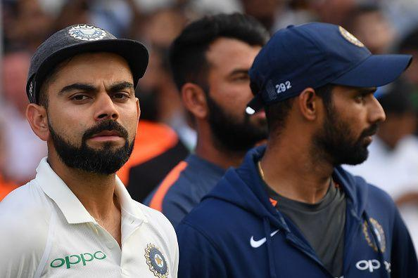 Virat Kohli's team succumbed to a 1-4 series loss to England