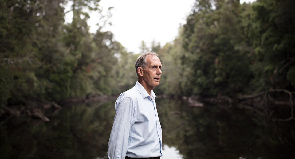 Bob Brown has asked the environment minister to visit the Tarkine. Source: AAP
