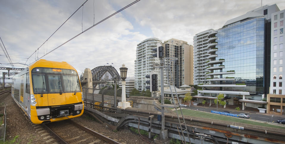 Sydney Trains is hiring 90 new apprentices. (Source: Getty)
