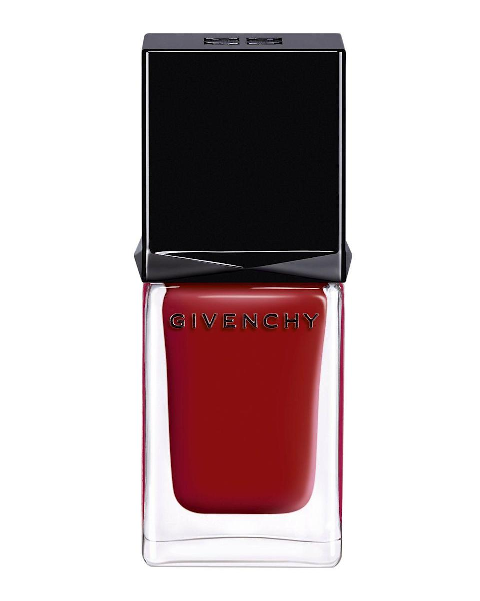 """<p><strong>Givenchy Nail Lacquer in Mandarin</strong></p><p>neimanmarcus.com</p><p><strong>$24.00</strong></p><p><a href=""""https://go.redirectingat.com?id=74968X1596630&url=https%3A%2F%2Fwww.neimanmarcus.com%2Fp%2Fprod209810162&sref=https%3A%2F%2Fwww.harpersbazaar.com%2Fbeauty%2Fnails%2Fg35740991%2Ffall-2021-nail-trends%2F"""" rel=""""nofollow noopener"""" target=""""_blank"""" data-ylk=""""slk:Shop Now"""" class=""""link rapid-noclick-resp"""">Shop Now</a></p>"""