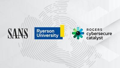 The Rogers Cybersecure Catalyst at Ryerson University has partnered with The SANS Institute to offer Canadian-specific cybersecurity training (CNW Group/Ryerson University)