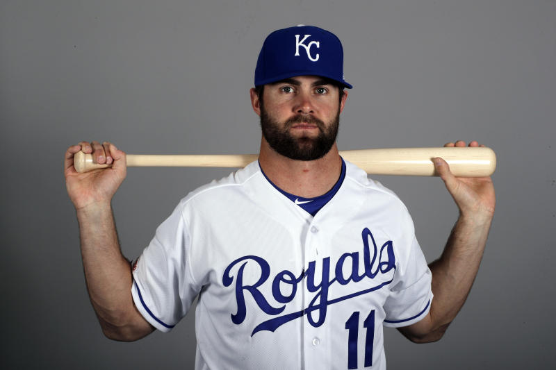4f3e3553 Bubba Starling makes major league debut with Royals
