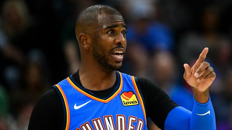 NBA Twitter points to Chris Paul as source of 'snitch hotline' calls inside Orlando bubble
