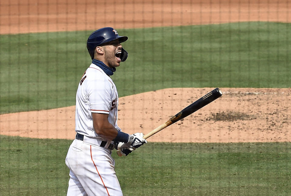 The Houston Astros secured their fourth straight ALCS appearance after defeating the Oakland A's in ALDS Game 4.