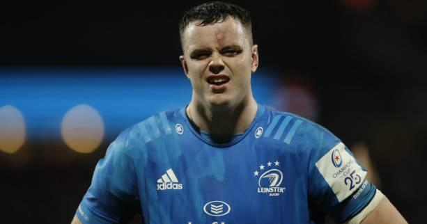 Rugby - IRL - Irlande: James Ryan (Leinster) absent trois mois