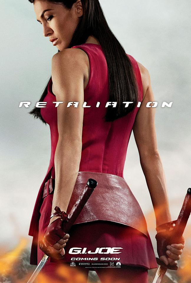 Paramount Pictures' 'G.I. Joe: Retaliation' - 2013