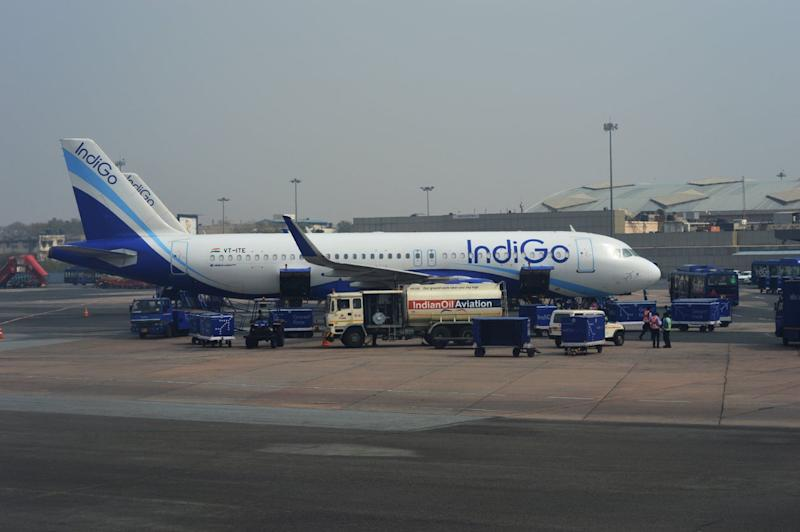 The incident occurred on an IndiGo flight: Getty Images