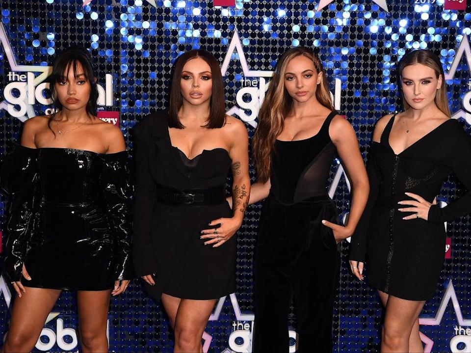 Little Mix in 2019 (Jeff Spicer/Getty Images)