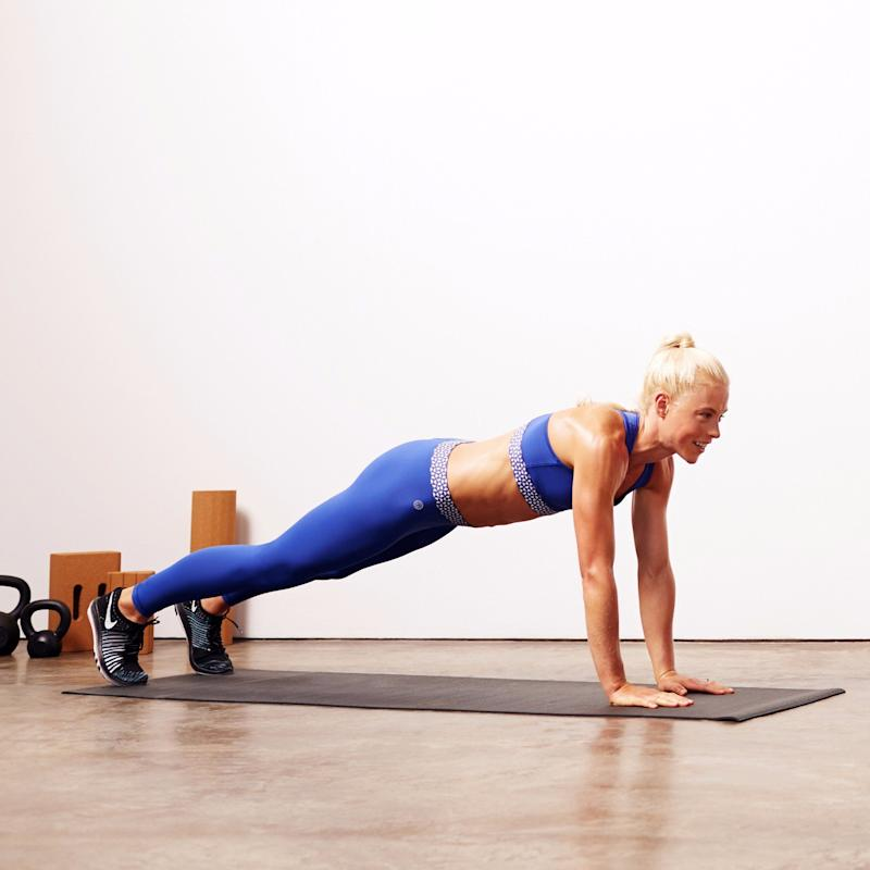 Why You Should Stop Doing Knee Push-Ups
