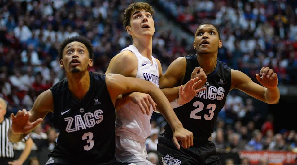 Mountain West Targeting Gonzaga as Potential Expansion School