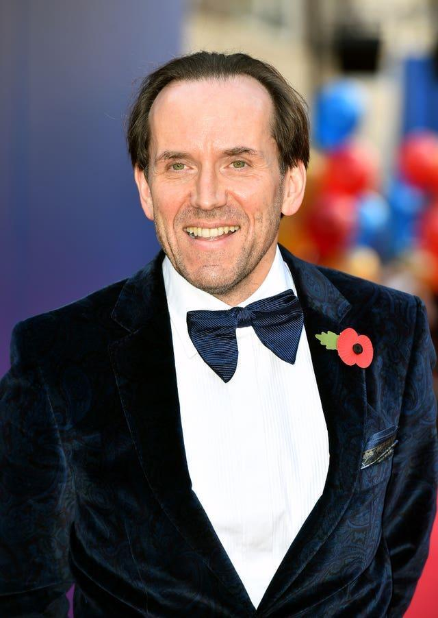 Actor Ben Miller is backing the Subscription Room's fundraising appeal (Matt Crossick/PA)