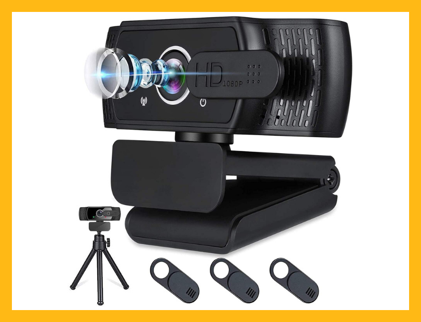 Only $30 for this top-rated Samcorn HD Webcam! (Photo: Amazon)